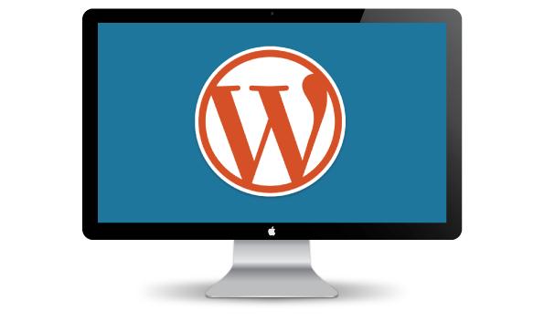 apple_display_wordpress_logo